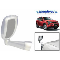 Speedwav Front Fender SUV Wide Angle Mirror WHITE - Mahindra XUV 500