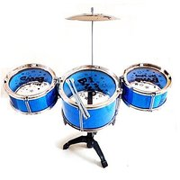 Kids Mini Jazz Drum Set