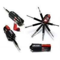 Combo Of 8 In 1 Screwdrivers \ Spray Gun And With Washing Gloves
