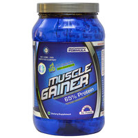 Biophoenix Formulations Muscle Gainer 2 Kg Chocolate Flavor