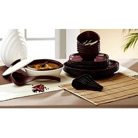 Signoraware Dinner Set With Double Wall Casseroles 254