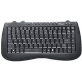 MINI MULTIMEDIA USB KEYBOARD WITH 1 YEAR WARRANTY