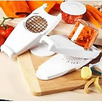 Multi Chopper Vegetable Cutter Fruit Slicer Peeler - Nicer Dicer