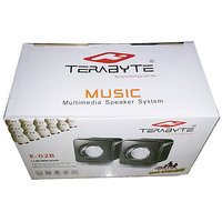Terabyte Multimedia USB Speaker System TB-02B