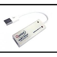 New Quantum Usb 2.0 To Lan Card Adapter High Speed ( Qhm 8106) From Rbonlinestore