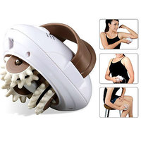 NEW DESIGN 3D ROTATING FULL BODY HANDY SLIMMER MASSAGER IMPROVE CIRCULATION