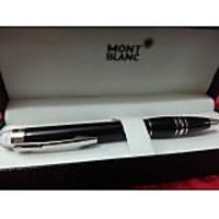 Mont Blanc Ball Pen With Mont Blanc Box