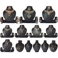 Jewellery Sets Combo Of 13