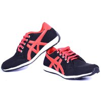 Contablue Men's Red Sports Shoes