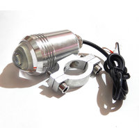 CREE LED Projector For Bike, Bright, Dim And Flashing Mode, Extreme Bright Light