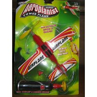 Battery Operated Super Aeroplanist Power Plane Toy Gift