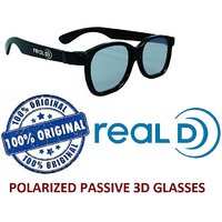 REALD 3D Glass Polarized 3D Glasses, Only For Theaters And Passive 3D TV'S