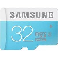 Samsung MicroSDHC Memory Card 32 GB Class 6