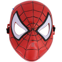 Super Hero Spiderman Camouflage Face Mask Cosplay For Party (Led Light)