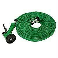 Water Spray Gun 20 Meter Hose Pipe- House, Garden & Car Wash