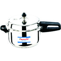 Butterfly Blue Line 7.5 Litre Pressure Cooker