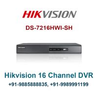 Hikvision DS-7216HVI-SH 16 Channel Digital Video Recorder - HDMI-16 Channel DVR