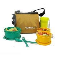 Varmora Elegant Lunch With Bag