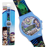 Super Heroes Watch With Projector Lights