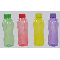 Tupperware Aquasafe 1000 Ml Water Bottles Set Of 4