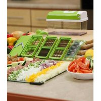Multi Chopper Vegetable Cutter Fruit Slicer Peeler - Nicer Dicer Plus