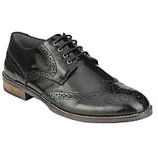 Delize Mens Trendy Black Footwear