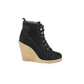 Delize Classy Black Womens Footwear