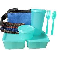 Microwaveable Lunch Box (Set Of 8 Pcs.)