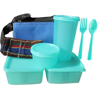 Microwaveable Lunch Box (Set Of 8 Pcs.)