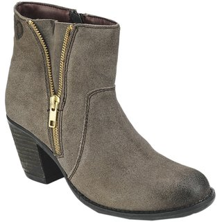 Delize Brown Womens Footwear