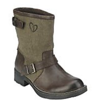 Delize Stylish Brown Womens Footwear