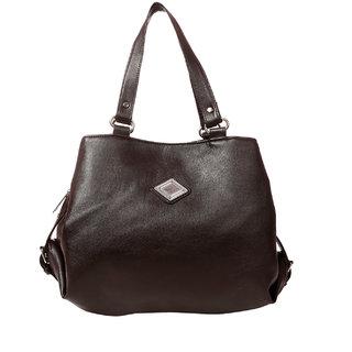 New Pearls Magnificient Brown Women Handbags