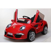 Porche Carrera Kids Ride On Car With Lcd Tv Screen.......latest Model With Tv