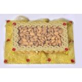 400 Gm Almond Kernel in GIFT BOX