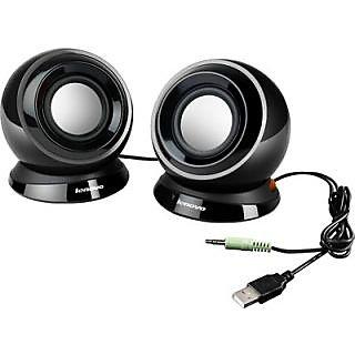 Lenovo USB Speakers M0520 Black