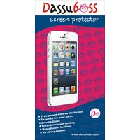 Dassuboss Screen Protector (Clear) For Micromax Canvas A110 (2)