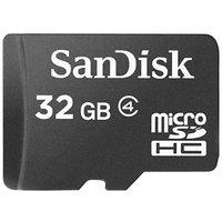 Sandisk 32 GB Class 4 MicroSD Card