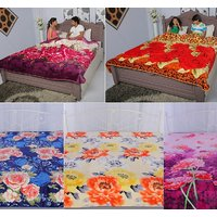 Laura SuperSoft Flano Blankets Assorted Designs
