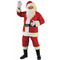 Santa Claus Costume For Kids