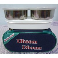 Hot Lunch Box With 3 Containers - 6163934