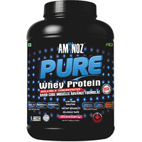 Aminoz Pure Whey Protein 4.4 Lbs Strawberry