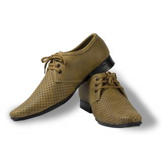 Stylox Beige Casual Shoes