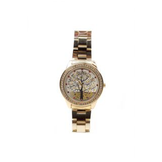 Fidato Women's Designer Steel Watch
