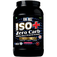 Aminoz Iso+  Zero Carb 2.2lbs Strawberry - 6175184