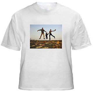 Customized Photo TShirt Personalize with Photo Birthday Anniversary Gifts
