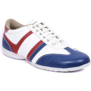 Cambera White Casual Shoes For Men