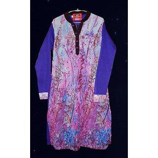 Woolen Kurti SMU543
