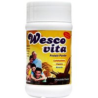 Buy 1 Get 1 Free Wescovita Protein Powder Chocolate Flavour 200gm
