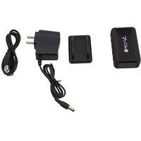 7 Port USB 2.0 Hub Powered High Speed AC Adapter Black - 6188934