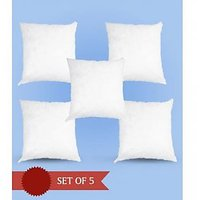 Homesazawat Beautiful Set Of 5 Cushion Fillers